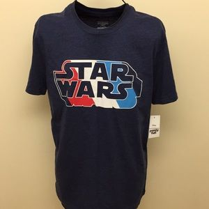 New Mens Blue Size Medium T-shirt